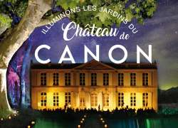 [Photo] visuel illuminons les jardins de canon