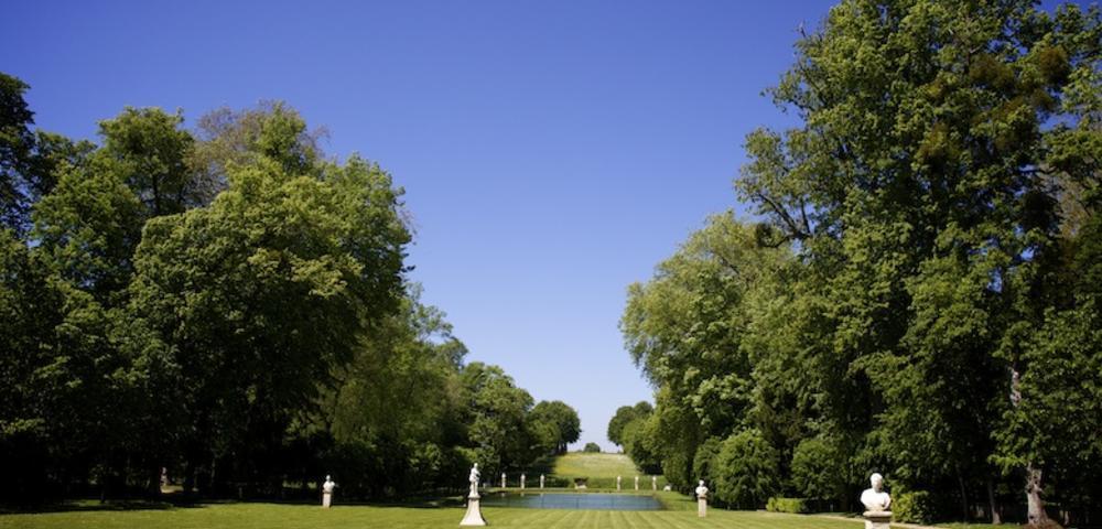 L 39 histoire d 39 aujourd 39 hui ch teau de canon en normandie for Circuit jardins anglais